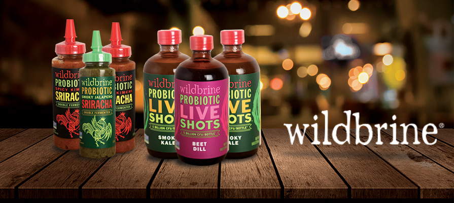 wildbrine®'s Chris Glab Talks Tapping Into Priobiotic Love with New Products