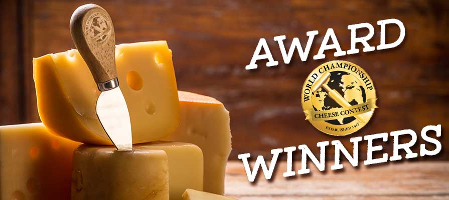 Wisconsin Cheese Makers Association Names Mauleon Fromagerie and Savencia Cheese USA's Esquirrou as 2018 World Champion Cheese