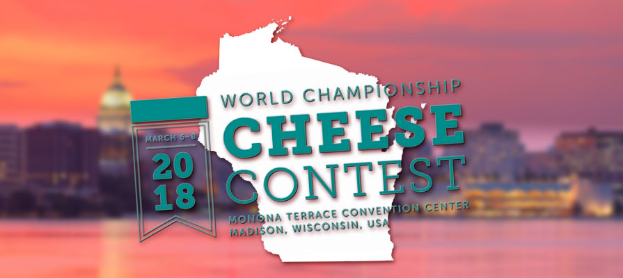 Wisconsin Touts Big Wins at 2018 World Championship Cheese Contest