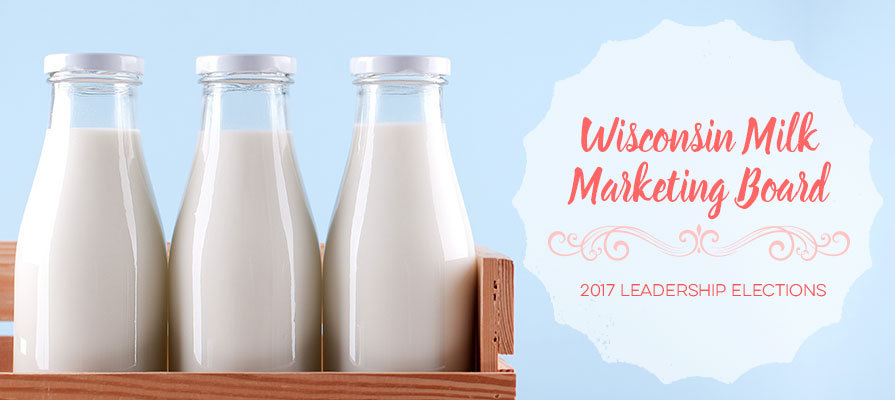New Leadership for the Wisconsin Milk Marketing Board