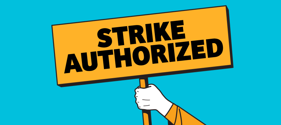 Albertsons and Kroger Workers Authorize Strike