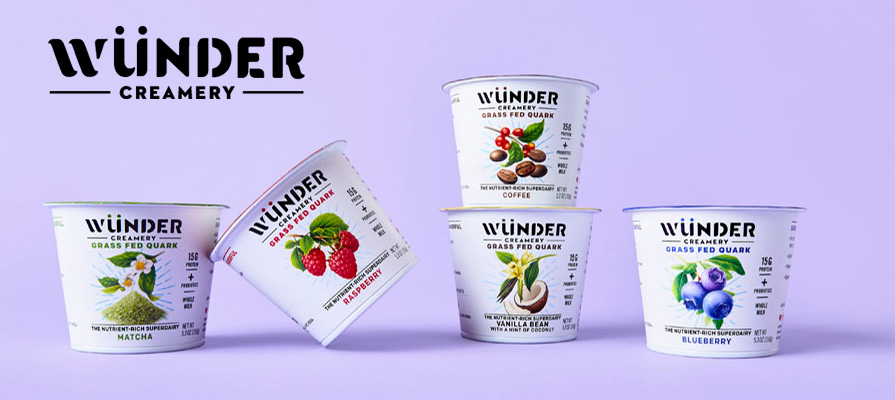 Wünder Creamery Adds Superdairy Quark to the Lineup