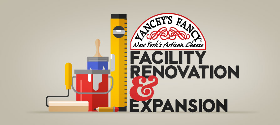 Yancey's Fancy Plans Renovation and Expansion of Facility