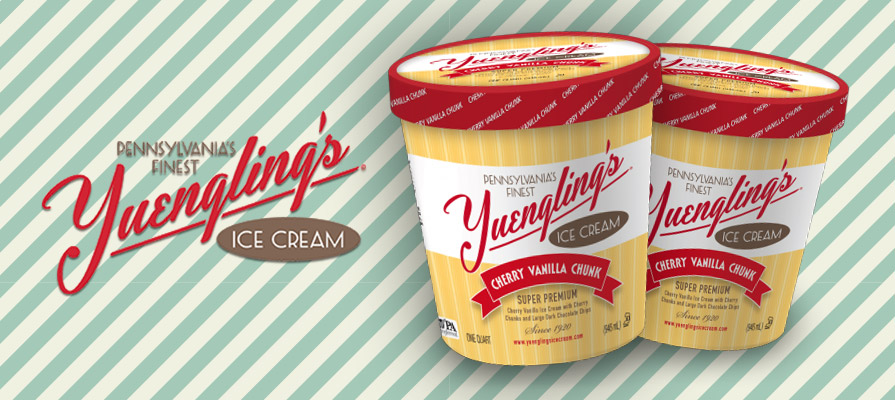 Yuengling's Ice Cream Granted Gold at World Dairy Expo Championship