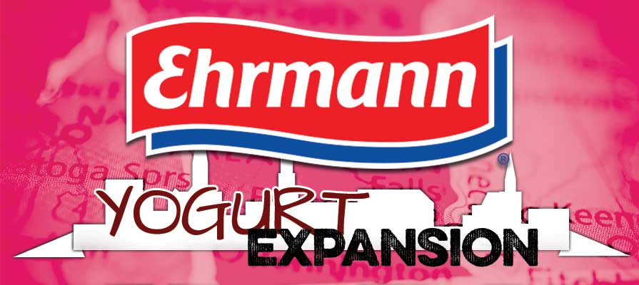Ehrmann Commonwealth Dairy Plans for $20 Million Expansion in Vermont
