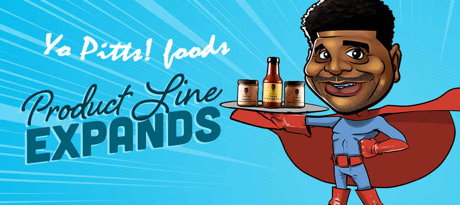 Yo Pitts! Foods Announces Expansion with the Launch of 5 New Flavors