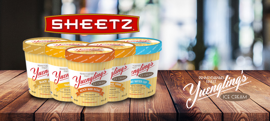 Yuengling's Ice Cream Expands Distribution With New C-Store Partnership