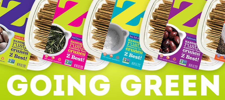 Z Crackers Debuts New Look