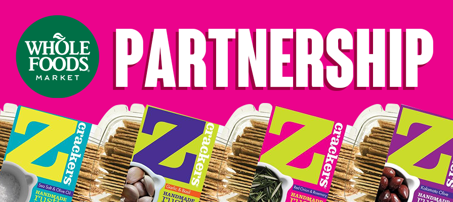 Whole Foods Market Florida Partners With Z Crackers