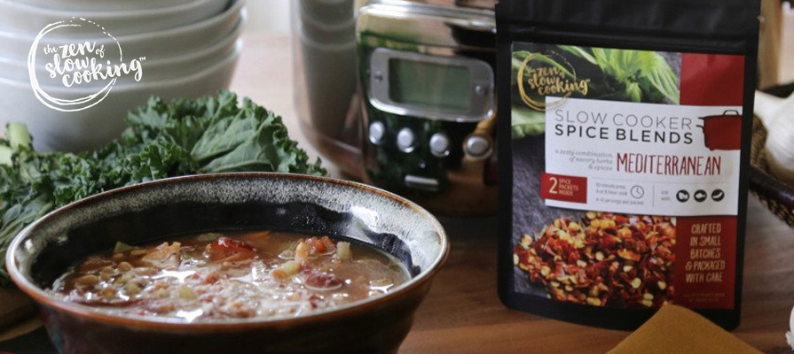 the zen of slow cooking Launches New Premium Spice Blends for Multicookers in Safeway and Albertsons