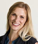 Megan Benson-Rolerkite, Brand Manager, Lucky Foods