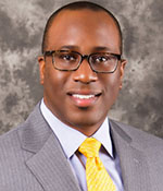 Gerard Nixon, Vice President of Supply Chain and President of the Diversity and Inclusion Council, KeHE Distributors