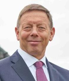 Frans Keurentjes, Chairman of the Supervisory Board, FrieslandCampina