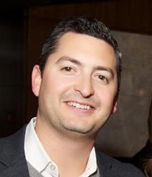 Zach Napolitano, Campus Lead, ADUSA Distribution Manchester