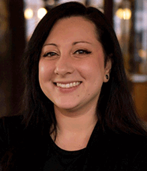 Melissa Hershey, Guest Services Manager, Lucky California