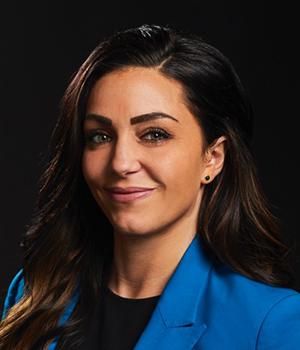 Aimee Tsakirellis, Vice President of Marketing, Cedar's Foods