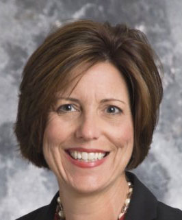 Ruth Kimmelshue, Corporate Senior Vice President for Business Operations and Supply Chain, Cargill