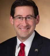 Kevin Ozan, Chief Financial Officer, McDonald's