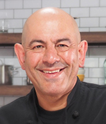 Simon Majumdar, Food writer, Chef, and Food Network TV personality