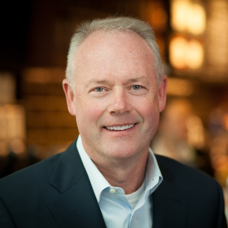 Kevin Johnson, Chief Executive Officer, Starbucks