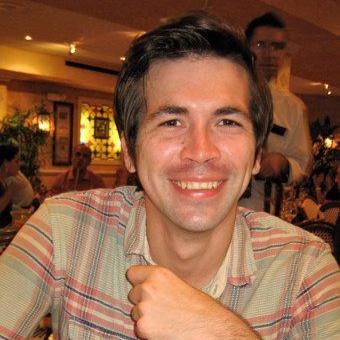 Benjamin Parker, Sales Representative, Charlito's Cocina