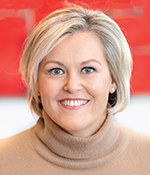 Christina Hennington, Chief Growth Officer and Executive Vice President, Target