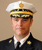Adam K. Thiel, Philadelphia Fire Commissioner