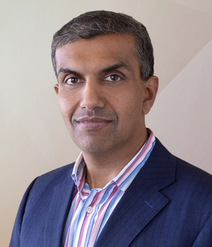 Anil Chakravarthy, Executive Vice President and General Manager, Digital Experience Business and Worldwide Field Operations, Adobe