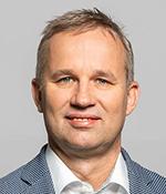 Arno Kütt, Chief Executive Officer, Cleveron