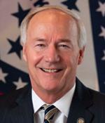 Asa Hutchinson, Governor, Arkansas