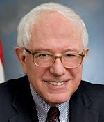 Bernie Sanders, Senator, Vermont, United States