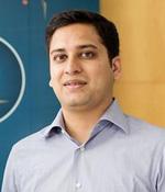 Binny Bansal, Co-Founder and Group CEO, Flipkart