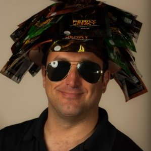 Brian Levin, Chairman of the Herd, Perky Jerky