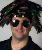 "Brian Levin, Chief Executive Officer and ""Chairman of the Herd"", Perky Jerky"