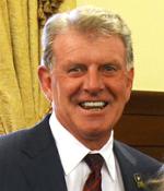 "C.L. ""Butch"" Otter, Governor, Idaho"