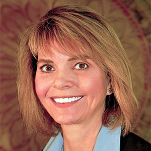 Carol Pasquariello, Vice President of Marketing, Auntie Anne's