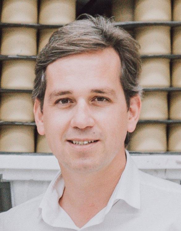 Nuño Arroyo, CEO, Cermer