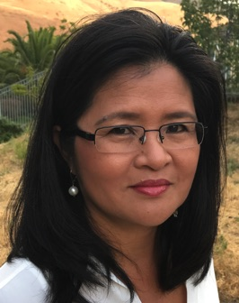 Channy Chhi Laux, Founder, Angkor Cambodian Food