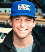 Chris Kirby, Founder and President, Ithaca Craft Hummus