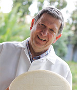 Christophe Megevand, Head Cheese Maker, Schuman Cheese