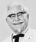 Colonel Sanders, KFC