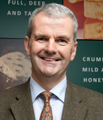 David Hartley, Managing Director, Wensleydale Creamery