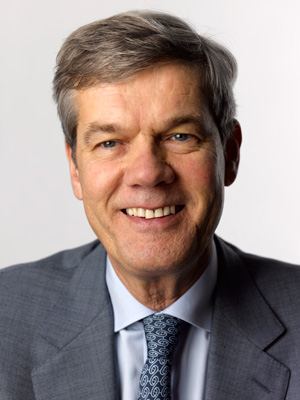 Dick Boer, CEO, Ahold