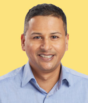 Dilip Kumar, Vice President of Physical Retail and Technology, Amazon
