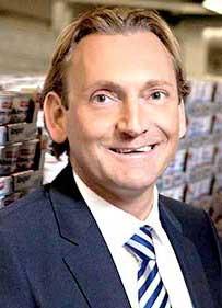 Christian Ehrmann, Chairman, Ehrmann AG