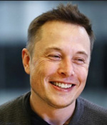 Elon Musk, CEO, Tesla
