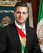 Enrique Peña Nieto, President, Mexico