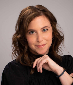 Erica Roberts, Chief Creative Officer, Publicis NY
