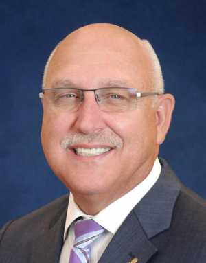 George Frahm, Retiring President, Stater Bros. Markets
