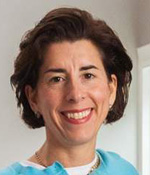 Gina M. Raimondo, Rhode Island Governor